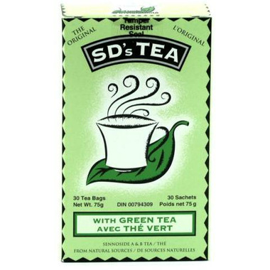 SD\'s Tea with Green Tea