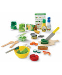 Melissa & Doug Slice and Toss Salad Set