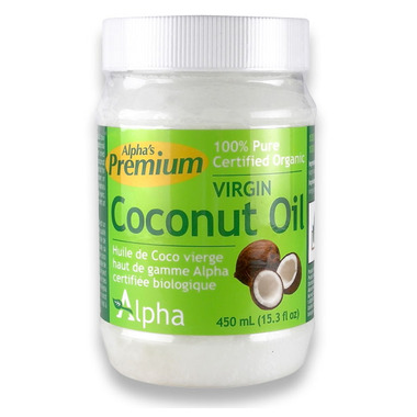 Alpha Premium Virgin Coconut Oil