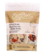 Oatbox Mixed Berries Oatmeal