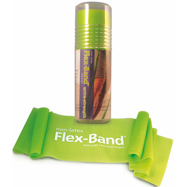 STOTT PILATES Extra Resistance, Non-Latex Flex-Band Exerciser