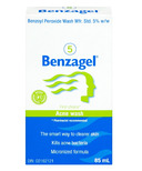 Benzagel 5 Acne Wash