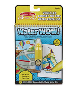 Melissa & Doug Water Wow Connect The Dots Vehicles