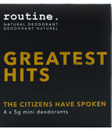 Routine Greatest Hits Minis Kit