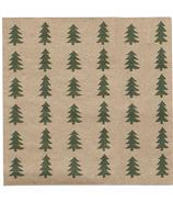 Harman Holiday Printed Kraft Paper Napkins Luncheon Size