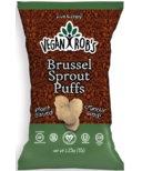 Vegan Rob's Brussel Sprout Puffs Snack Bag