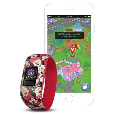 Garmin Vivofit Jr 2 Disney Stretchy