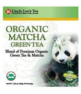 Uncle Lee's Tea Organic Matcha Tea
