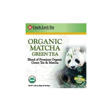 Uncle Lee\'s Tea Organic Matcha Tea