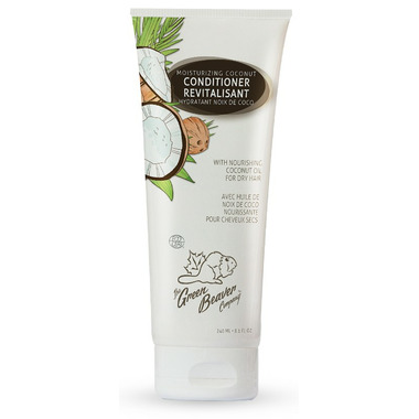 Green Beaver Moisturizing Coconut Conditioner