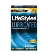 LifeStyles Lubricated Condoms