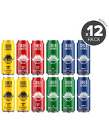 Sober Carpenter Non-Alcoholic Craft Beer Variety Bundle
