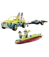 Playmobil PLAYMO Beach Hotel Beach Car with Canoe