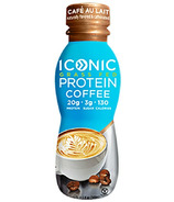 Iconic Grass Fed Protein Drink Cafe Au Lait