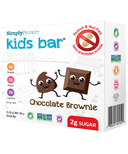 Simply Protein Kids Bar Chocolate Brownie 5-Pack