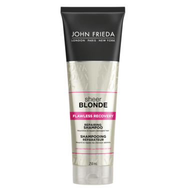 John Frieda Sheer Blonde Flawless Recovery Shampoo