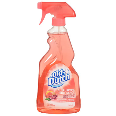 Old Dutch All Purpose Spray Cleaner in Pomegranate and Mango