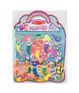 Melissa & Doug Puffy Sticker Play Set Mermaid