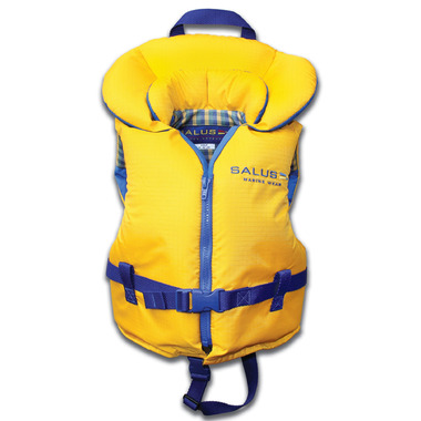 Salus Marine Nimbus Child Vest Gold