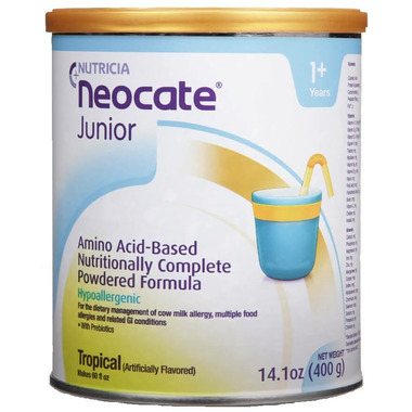 Neocate Junior Powder Formula Tropical Flavour