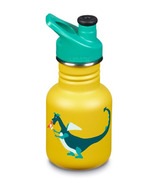 Klean Kanteen Kid Classic with Kid Sport Cap Dragon Snack