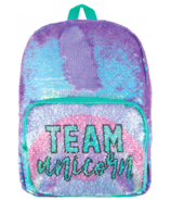 Fashion Angels Magic Sequins Backpack Unicorn & Cupcake