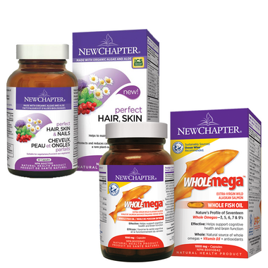 New Chapter Healthy Skin Bundle