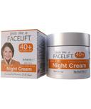 Herbal Glo Facelift 40+ Night Cream