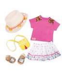 Our Generation Vacation Style Deluxe Outfit