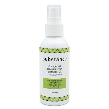 Substance Eucalyptus Herbal Summer Spray with Neem oil & Lavender