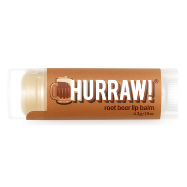 Hurraw Balm Root Beer Lip Balm