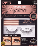Kiss Magnetic Eyeliner & Lash Kit