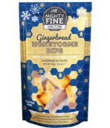 Mighty Fine Honeycomb Dips Gingerbread