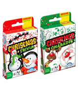 Christmas Family Fun Card Games Bundle