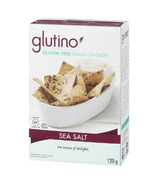 Glutino Gluten Free Sea Salt Crackers