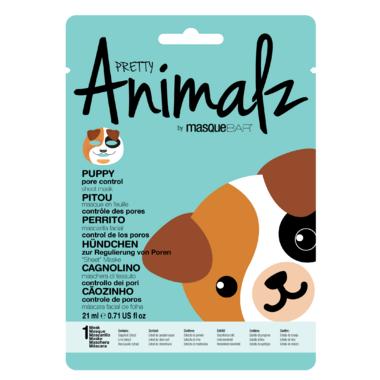 masque BAR Pretty Animalz Puppy