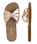 Salt Water Sandals Classic Adult Slide Rose Gold
