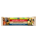 NATURE'S HEART Dark Chocolate, Blueberry & Cashew Nut Bar