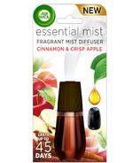 Air Wick Essential Mist Diffuser Refill Cinnamon & Apple Crisp