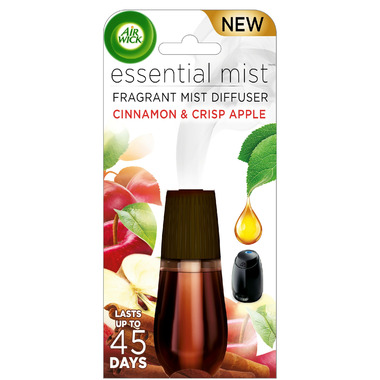 Air Wick Essential Mist Diffuser Refill Cinnamon & Apple Crisp