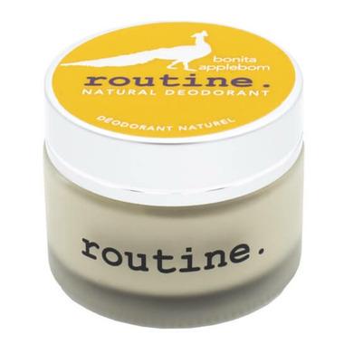 Routine De-Odor-Cream Natural Deodorant in Bonita Applebom Scent