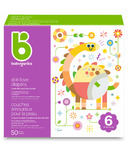 babyganics Skin Love Ultra Absorbent Diapers Size 6