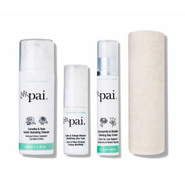Pai Skincare Anywhere Essentials Instant Calm Travel Kit