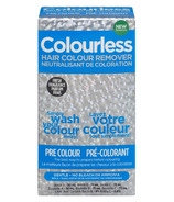 Colourless Hair Colour Remover Pre Colour