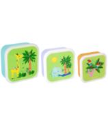 Sunnylife Kids Nested Containers Set Safari