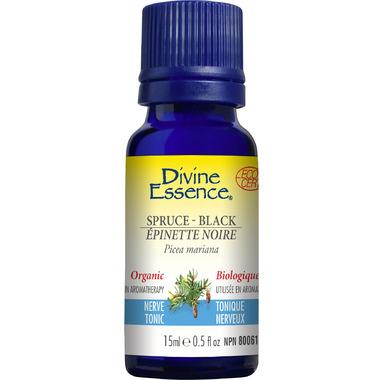 Divine Essence Black Spruce Organic Essential Oil