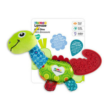 Lamaze Mini Dino and Teether