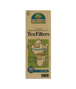 If You Care FSC Certified Unbleached Tea Filters Tall