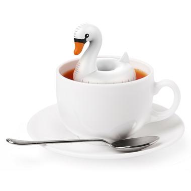 Fred Float-Tea Pool Swan Infuser