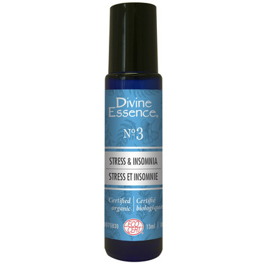 Divine Essence Stress & Insomnia Roll-on No.3